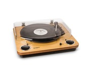 Ion Max LP - Wood Turntable Record Player