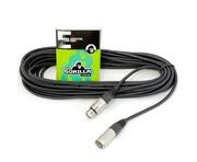 Gorilla Essential Cable 10m Male XLR To Female XLR Microphone Lead