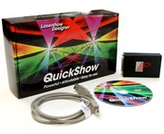Pangolin Quickshow Laser Software Set