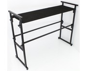 Gorilla GDT-4 4ft Disco Stand Table with Carpet Shelf