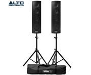 Alto Trouper PA System Pair with GSS-Kit
