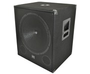 QTX sound QT18SA Active Powered Subwoofer Sub