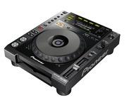 Pioneer CDJ850K CD Player Deck