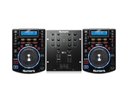 Numark NDX500 & Numark M101 Mixer Package