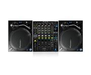 Pioneer PLX-1000 & Pioneer DJM-900NXS2 Mixer Package