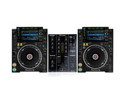 Pioneer CDJ-2000 NXS2 & Pioneer DJM350