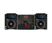 Pioneer CDJ-2000 NXS2 and Pioneer DJM2000