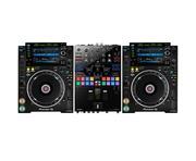 Pioneer CDJ-2000 NXS2 & Pioneer DJM-S9
