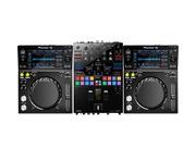 Pioneer XDJ-700 & DJM-S9 Package