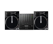 Reloop RP-1000M Turntables & Numark M6 USB Mixer Package