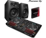Pioneer DDJ-RB & Pioneer DM-40 Speaker Package