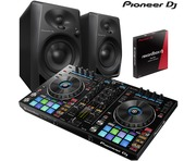 Pioneer DDJ-RR & Pioneer DM-40 Monitor Package