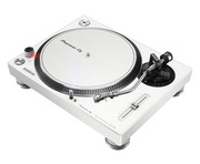 Pioneer DJ PLX500-W White DJ Turntable