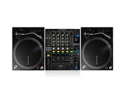 Pioneer PLX-500 & DJM900 NXS2 Turntable Package