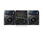 Pioneer XDJ-1000 MK2 & Pioneer DJM-900NXS2