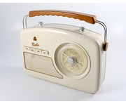 GPO Rydell Nostalgic Radio 4 Band Cream