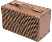 GPO Mini Westwood Bluetooth Speaker Brown