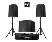 Electro-Voice EKX-12P Speakers & EKX-15SP Sub Package