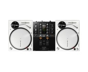 Pioneer PLX-500 White & DJM-250MK2 Package