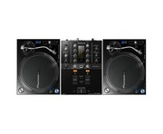 Pioneer PLX-1000 Turntable & DJM-250MK2 Package