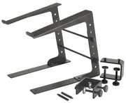 Citronic Compact Laptop Stand (with Desk Clamps)