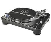 Audio Technica AT-LP1240-USB Black