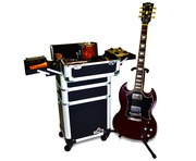 Gorilla Musician Tech Trolley Gig Case with Wheels