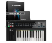 Native Instruments Komplete Kontrol S25 & Komplete 11 UPG Select