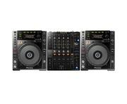 Pioneer CDJ850 & DJM-750 MK2 Package