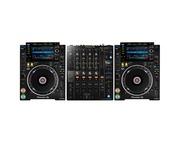 Pioneer CDJ-2000 NXS2 & DJM-750 MK2 Package