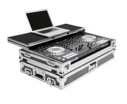 Magma DJ-Controller Workstation DDJ-SZ with Laptop Shelf
