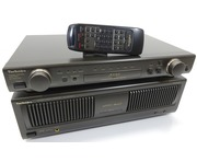 Technics SE-A800SM2 Stereo Power Amp & SU-C800UM2 Stereo Control Unit