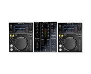 Pioneer XDJ-700 & DJM350 Package