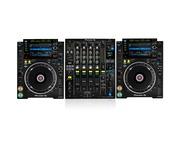 Pioneer CDJ-2000 NXS2 & Pioneer DJM-900NXS2