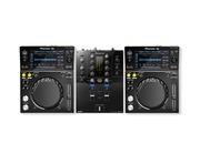 Pioneer XDJ-700 & DJM-S3 Package