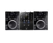 Pioneer CDJ350 & Pioneer DJM-S3 Package