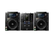 Pioneer CDJ-2000 NXS2 & Pioneer DJM-S3 Package