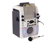 Mr Entertainer CDG Bluetooth Karaoke Player with Water Lights