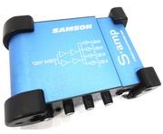 Samson S-Amp 4-Channel Stereo Headphone Amplifier