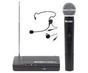 W Audio RM 05 VHF Radio Microphone System MKII