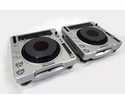 Pioneer CDJ 800 MK2 CD Players PAIR
