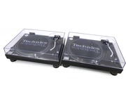 Technics SL1210 MK3D Turntables PAIR