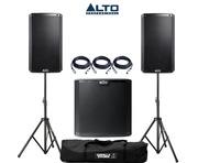 Alto TS310 & Alto TS212S Package