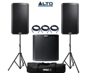 Alto TS312 & Alto TS215S Package