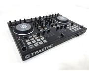 Native Traktor Kontrol S4 MK2 DJ Controller