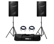 Pioneer XPRS 10 (Pair) with Stands & Cables