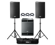 FBT X-3500 Active PA System