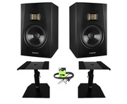Adam Audio T7V with GSM-50 Stands & Cable