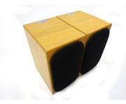 Monitor Audio Silver RS1 HiFi Speakers (Natural Oak)