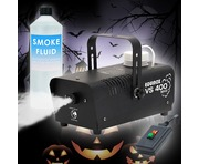 Equinox VS400 MKII Smoke Machine with 1 Litre Fluid